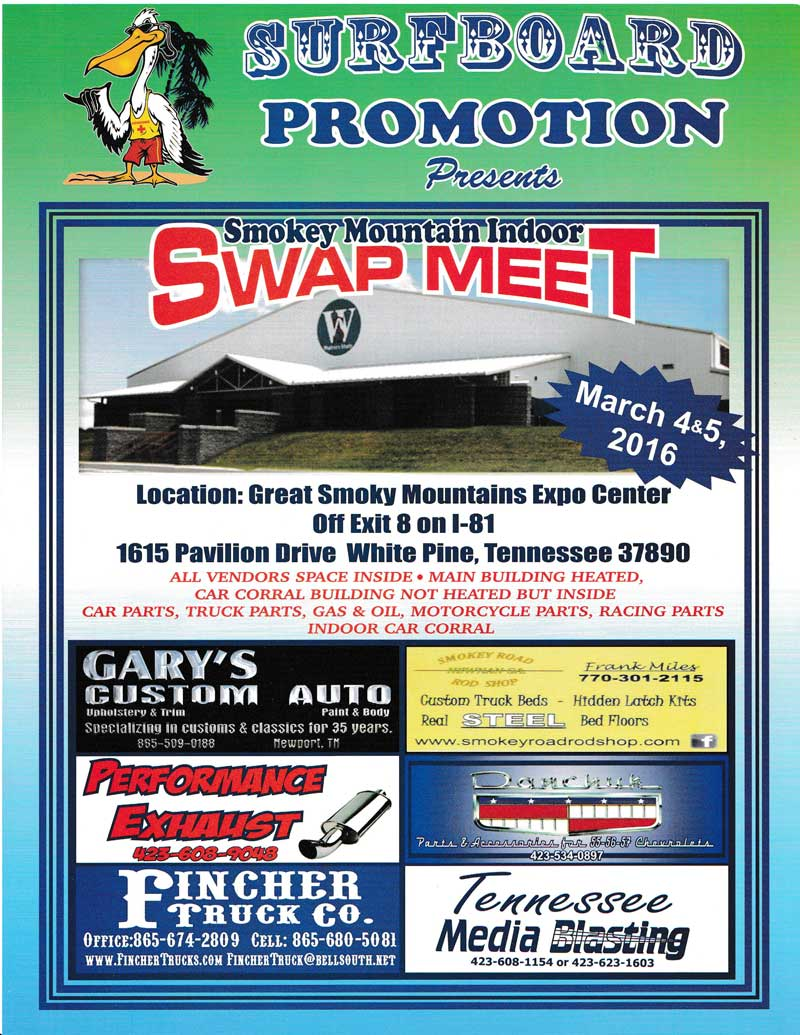 pir swap meet 2016 map of eastern